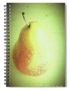 Summer Pear Spiral Notebook
