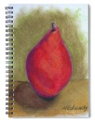 Pear Study 3 Spiral Notebook