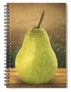 Pear Spiral Notebook