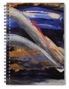 Pearl Girl Spiral Notebook