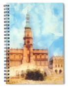 Pearl Of Renaissance Spiral Notebook
