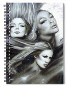 Pearl Passions Spiral Notebook