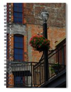 Pearl Street Grill Spiral Notebook