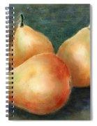 Pears Still Life Spiral Notebook
