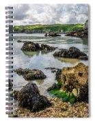 Pebble Bay Spiral Notebook
