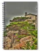 Pebble Beach 3 Spiral Notebook