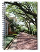 Pebble Hill Plantation Walkway Spiral Notebook