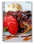 Pecan Pie Spiral Notebook
