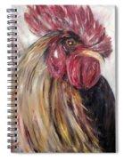 Pecking Order Spiral Notebook