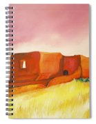 Pecos Mission Nm Spiral Notebook