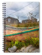 Peggy's Cove 14 Spiral Notebook