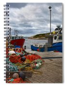 Peggy's Cove 18 Spiral Notebook