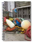 Peggy's Cove 21 Spiral Notebook