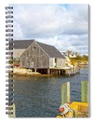 Peggy's Cove 6 Spiral Notebook
