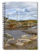 Peggy's Cove 8 Spiral Notebook