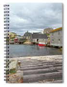 Peggy's Cove 9 Spiral Notebook