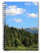 Peles Castle Spiral Notebook