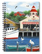 Pelican Bay Spiral Notebook