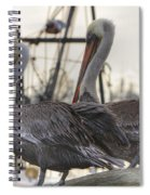 Pelican Duo Spiral Notebook