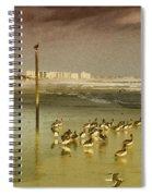 Pelican Haven Spiral Notebook