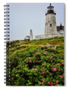 Pemaquid Point Spiral Notebook
