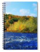 Pemigewassett River Spiral Notebook