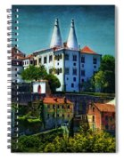 Pena National Palace - Sintra Spiral Notebook