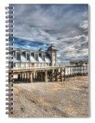 Penarth Pier 5 Spiral Notebook