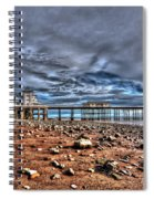 Penarth Pier 7 Spiral Notebook
