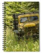 Pend Oreille Power Wagon Spiral Notebook