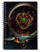 Pendant Spiral Notebook