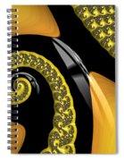Penguin Revisited Spiral Notebook