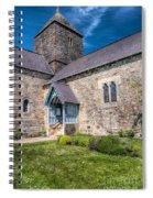 Penmon Priory Spiral Notebook