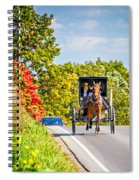 Pennsylvania Amish Spiral Notebook