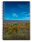 Pennsylvania Autumn Spiral Notebook