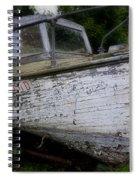 Pennsylvania Boat Spiral Notebook