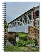 Pennsylvania Covered Bridge Spiral Notebook