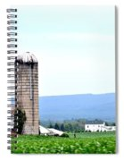 Pennsylvania Farms Spiral Notebook