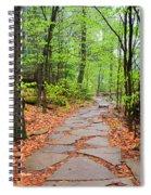 Pennsylvania Hiking Trail Spiral Notebook