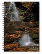 Pennsylvania Waterfalls Spiral Notebook