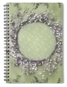 Penny Postcard Condolence Spiral Notebook
