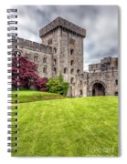 Castle Grounds Spiral Notebook