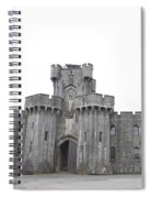 Penrhyn Castle Spiral Notebook