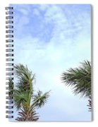 Pensacola Palms Spiral Notebook