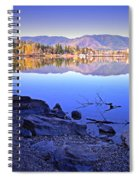 Penticton Reflections Spiral Notebook