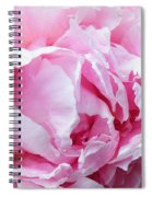 Peony Punch  Spiral Notebook