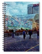 People As A Painting Spiral Notebook