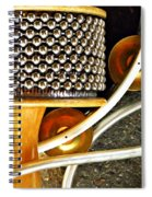 Percussion  Spiral Notebook
