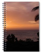 Perfect End To A Day Spiral Notebook