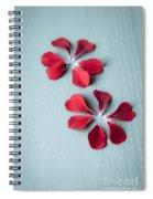 Perfect Petals Spiral Notebook